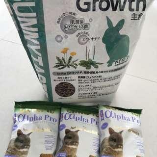 Bunny Taste & Cunipic (Growth)