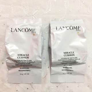 Lancome Miracle Cushion Refill '04 Beige Miel'