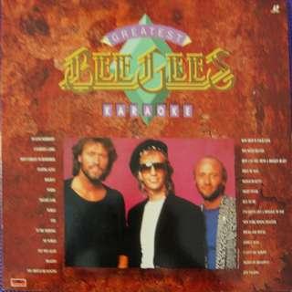 Laser Disc Karaoke - K03  Bee Gees