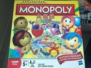 Monopoly 大富翁
