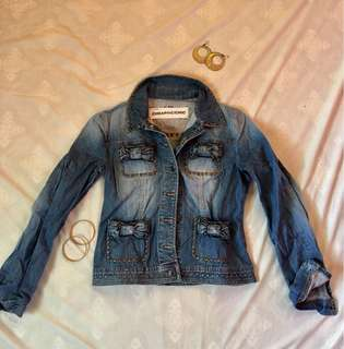 Cheap and Chic Denim Jacket