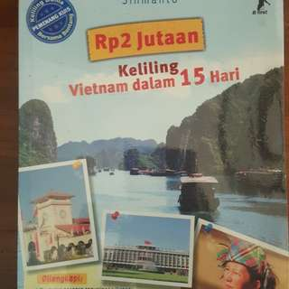 Travel Book - 2jutaan keliling Vietnam