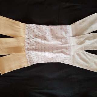 Tummy Wrap (for massage/after C section)