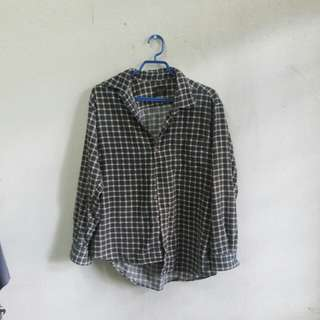 Plaid Long Sleeves (Checkered)