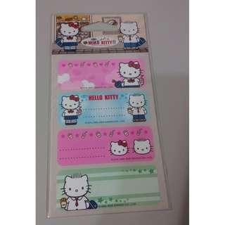Hello Kitty 美樂蒂 便條貼紙