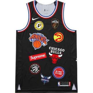 Supreme Nike NBA Jersey