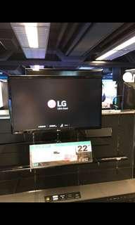 全新LG22寸TVLED电视