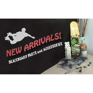 Skateboard Parts and Accessories