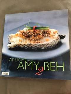 At home with Amy Beh 2 cookbook recipes