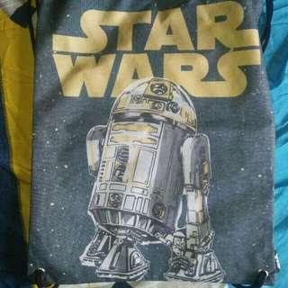 Star Wars String Bag