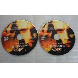 Interview With The Vampire VCD Original