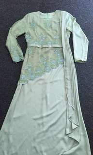Minimalace fiona dress