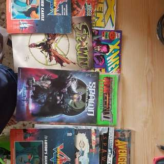 Comic books for sale!