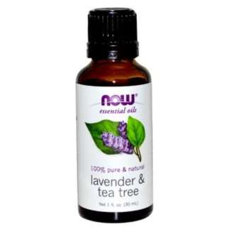 Essential Oils Lavender  Tea Tree  30 ml