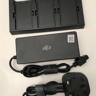 DJI Spark Battery Charging Hub 大疆 曉 充電管家