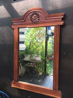 Gorgeous Antique mirror