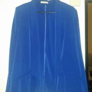 Lush blazer from Tobi