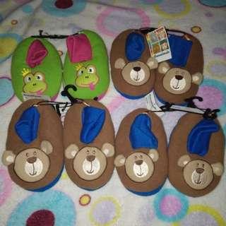 Garanimals slipper collection