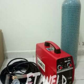 WeldS tig250 welding machine