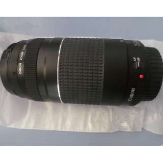Canon EOS Rebel T5 Digital SLR Camera FREE EF-S 18-55mm IS II FREE EF 75-300mm f/4-5.6 III FREE BAG FREE 16GB SD Card