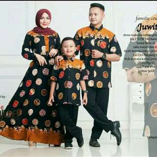 Dress for family couple