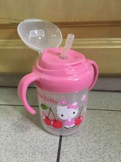 Hello Kitty bottle (made in Japan)