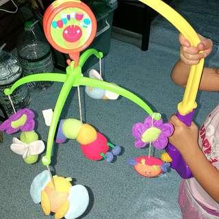 Musical Crib Mobile Toy
