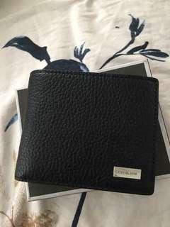 Michael Kors Black Leather Wallet