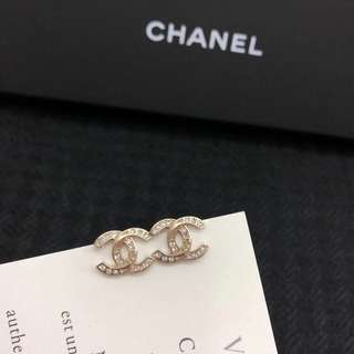 Chanel 耳環 專櫃