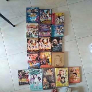 chinese drama dvds
