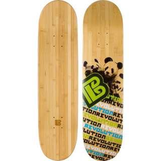 Bamboo Panda Revolution Graphic 8.0 Skateboard Deck