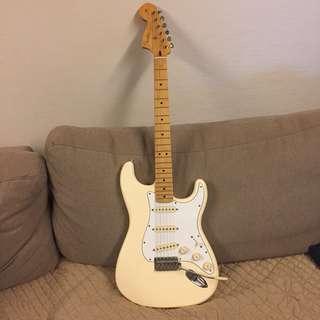Jimi Hendrix Signature Fender