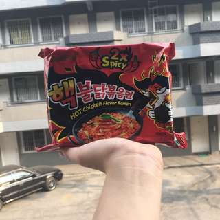 2x Samyang Red