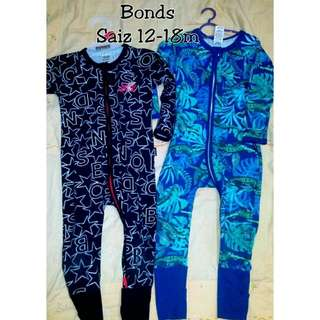 Wonder suits Bonds Original