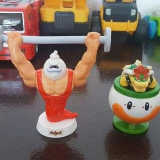 Set 1 toys
