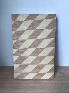 Unique Notebook (blank papers)
