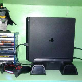 Ps4 Console Bundle