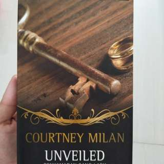 Novel terjemahan unveiled - courtney milan
