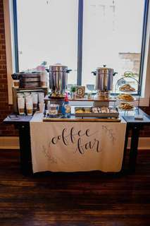 Coffee Bar Rental for Events