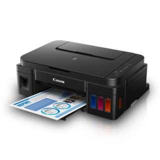 Canon Printer (PIXMA G2000)