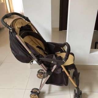 Baby stroller from Newborn
