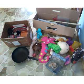 Free: Miscellaneous items, mostly kids stuff