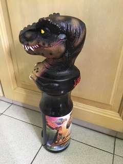 Universal Studios Singapore Jurassic Park water bottle