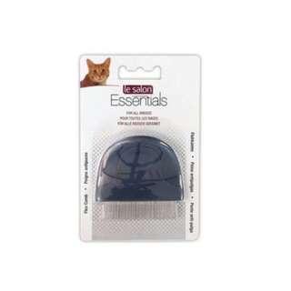 Le Salon Essentials Cat Flea Comb Grooming Brush Small