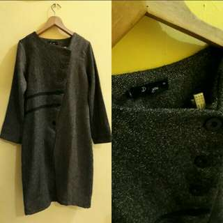 Korean  long coat jacket spring