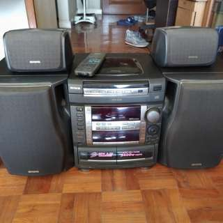 Aiwa Home Audio System
