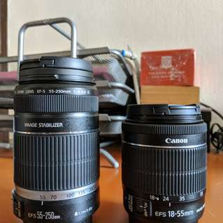 Affordable canon lenses for sale