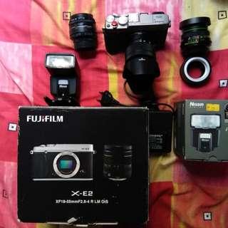 Fujifilm X-E2 FullSet