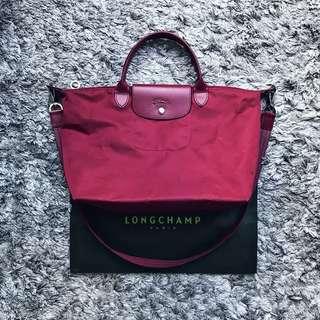 Longchamp Le Pliage Néo Medium (Authentic With Receipt)