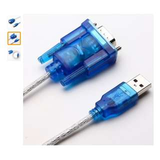 USB to RS232 Adaptor